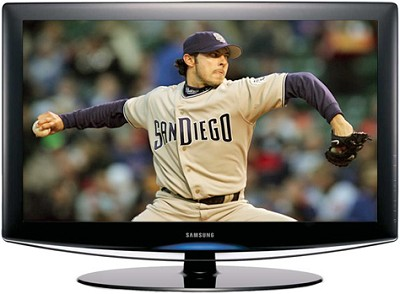 LN-S4053H 40` High Definition LCD TV w/ integrated ATSC tuner - CLEARANCE