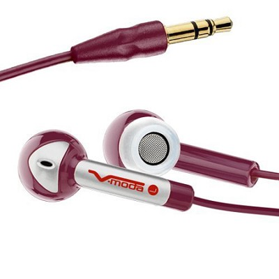 Bass Freq Earbuds - Rouge