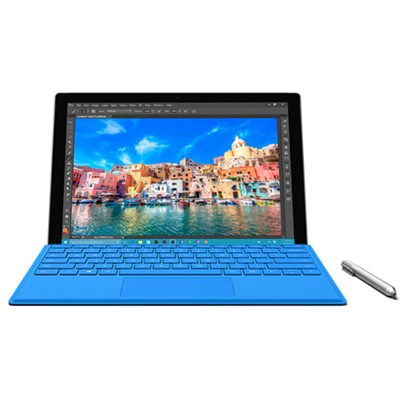 Surface Pro 4 12.3` Intel i5-6300U 128/4GB Touch Tablet - OPEN BOX
