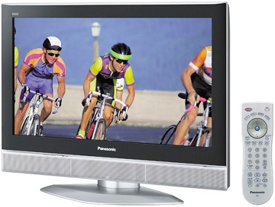 TC-32LX50 32` Widescreen LCD HDTV with Built-In 4 Speaker Sound System