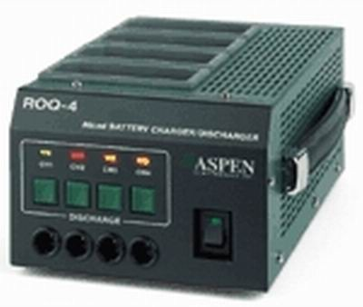 ROQ-4 Four Channel Sequential Battery Charger / Discharger