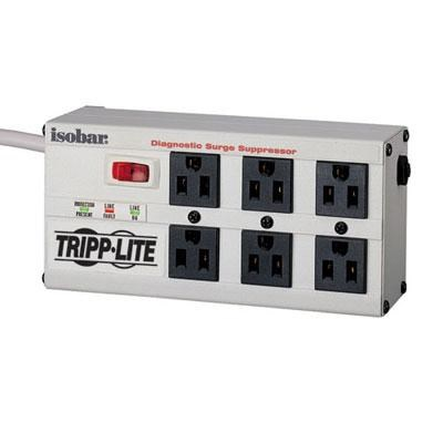 2350J 6-Outlet Premium Surge Protector - ISOBAR6ULTRA