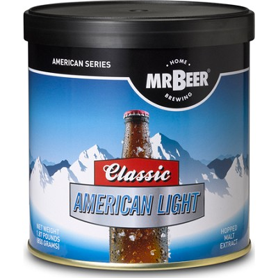 North American Series Classic American Light Home Brew Pack