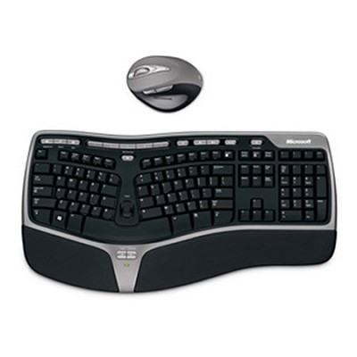 WTA-00001 Microsoft Natural Ergonomic Desktop 7000