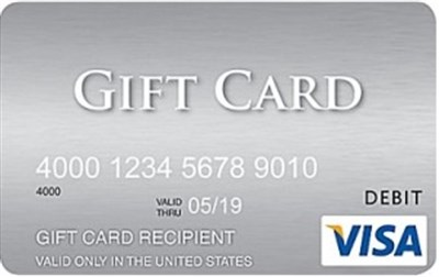 $700 Gift Card (Allow 3-6 weeks for delivery)