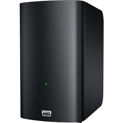 4 TB My Book Live Duo personal cloud storage