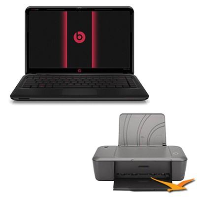 Pavilion 14.0` dm4-3170se Beats Notebook PC Intel Core i5-3210M - Printer Bundle