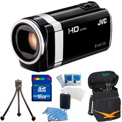 GZ-HM450US Full HD Memory Camcorder (Black) - 16 GB Memory Bundle