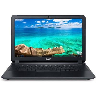 C910-C453  15.6 Inch (ComfyView) Intel Celeron 3205U Chromebook