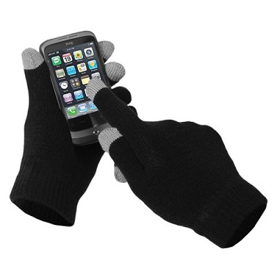 Touchscreen Gloves Color May Vary - Includes 1 Pair
