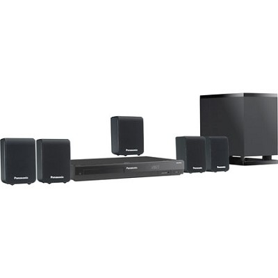 SC-XH150 DVD Home Theater System