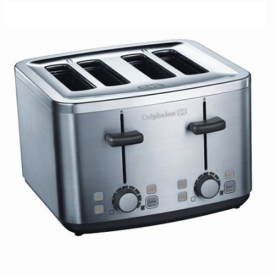 4 Slot Stainless Steel Toaster - 1779207