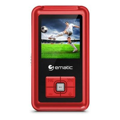 1.5` MP3 Video Player Red