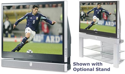 HL-R5067W 50` DLP Rear Projection HDTV w/ Integrated HD Tuner/CableCard