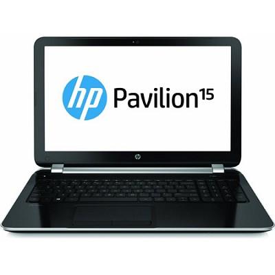 Pavilion 15.6` 15-n210us Notebook PC - AMD Quad-Core A6-5200 Accelerated Proc.