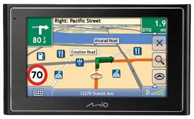 Moov 300 Portable Car Navigation System