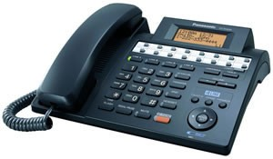 KX-TS4200B  4-Line Speakerphone W Call Waiting Caller ID