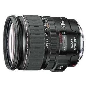 EF 28-135mm F/3.5-5.6 USM Image Stabilizer Lens - REFURBISHED