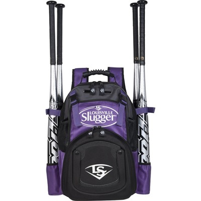 EB 2014 Series 7 Stick Baseball Bag, Purple - EBS714-SPPU