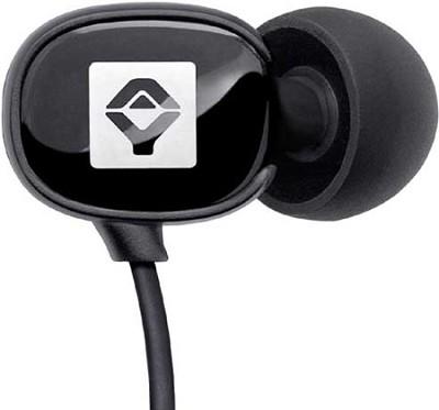 d-JAYs In-ear Noise Isolating Earphones - Black - T00001