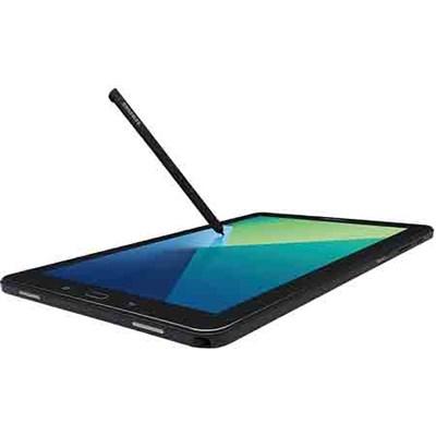 Galaxy Tab A 10.1 Tablet 16GB S Pen, Bluetooth - Black (SM-P580NZKAXAR)