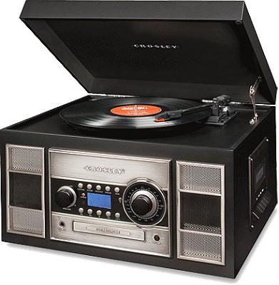 Memory Master II CD Recorder Black CR2413A-BK