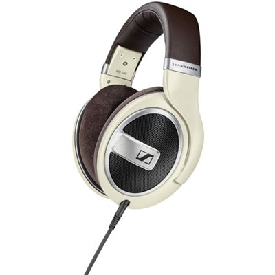 HD-599 High-Performance Around-Ear Headphones