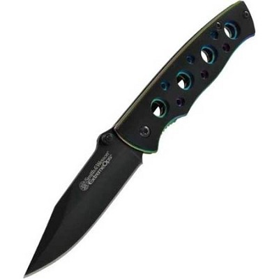 CK113 2.75` Extreme Ops Liner Lock Plain Blade Knife