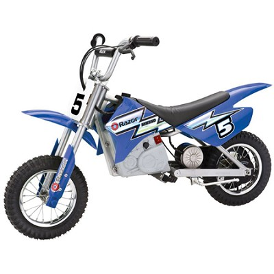 MX350 Dirt Rocket Electric Motocross Bike (ages 12 and up)