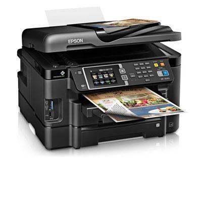 WorkForce 3640 AIO Printer
