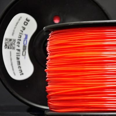 PLA Plastic 1 kg - Red