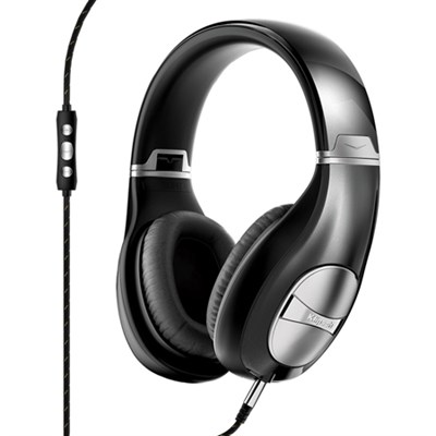 STATUS Over-Ear Headphones (Black) - OPEN BOX