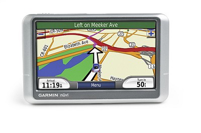 nuvi 200W Portable GPS navigation - `Total Peace of Mind Kit`