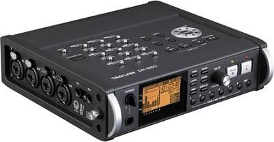 DR-680 8-Track Portable Field Audio Recorder