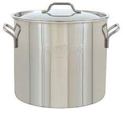 40 Qt Brew Kettle SS Stockpot