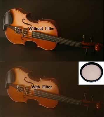 52mm Warm Pro-Mist 1 Filter