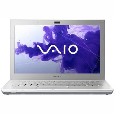 VAIO VPCSA35GX 13.3` Notebook PC - Silver Intel Core i5-2430M