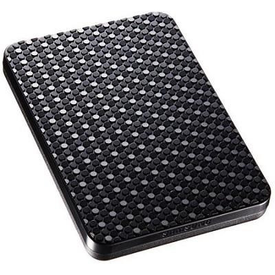 HX-MU032DC/GB2 - HDD G2 Portable 320 GB External Hard Drive (Black)