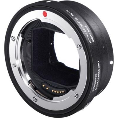 Mount Converter MC-11 for Sigma Lenses - Sony E Mount