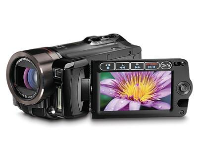 VIXIA HF11 Dual Flash Memory Camcorder W/ 32GB Internal Drive