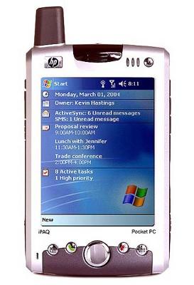 iPAQ h6315 Pocket PC Phone edition