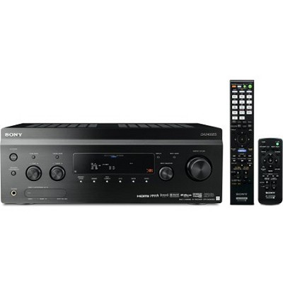 STR-DA2400ES ES Series Home Theater A/V Receiver (7.1-channel) - OPEN BOX