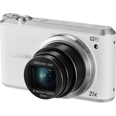 WB350 16.3MP 21x Opt Zoom Smart Camera - White - OPEN BOX