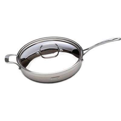 Jumbo Fryer, Sauce Pan and Saute Pan