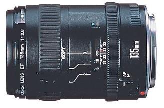 135mm F/2.8 Softfocus Telephoto Lens