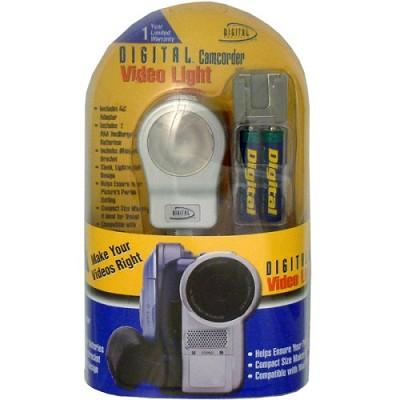 CV-1800 3-Watt Camcorder Video Light