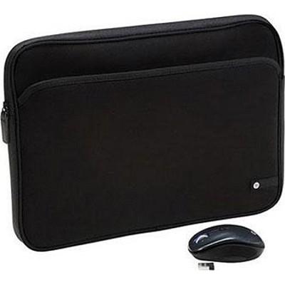 Notebook Essentials Kit - Red/Black