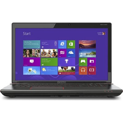 Qosmio 17.3` X875-Q7390 Notebook PC - Intel Core i7-3630QM Processor