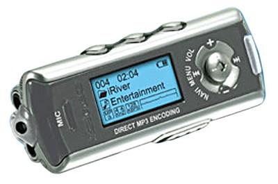 iFP-799T 1GB MP3 Player