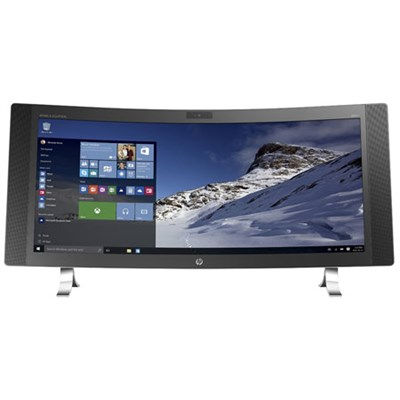 ENVY 34-a010 34`  i5-6400T Curved All-in-One Desktop - Manufacturer Refurbished